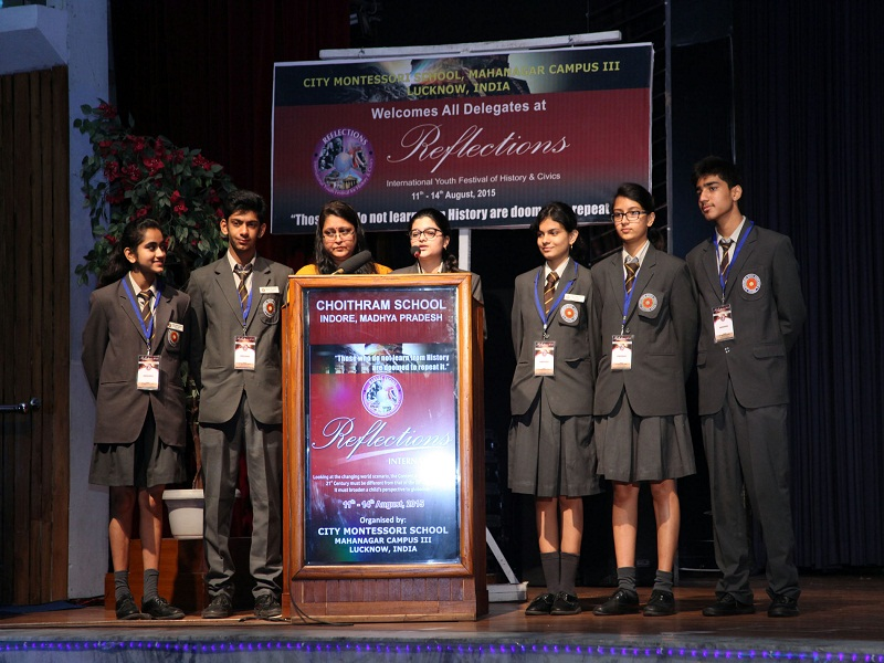 1 Choithramians Bag Laurels in 'Reflections