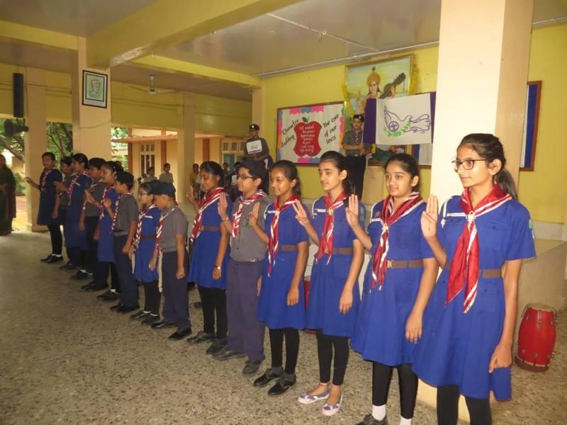 Celebration of International Peace Day in the Senior School 2