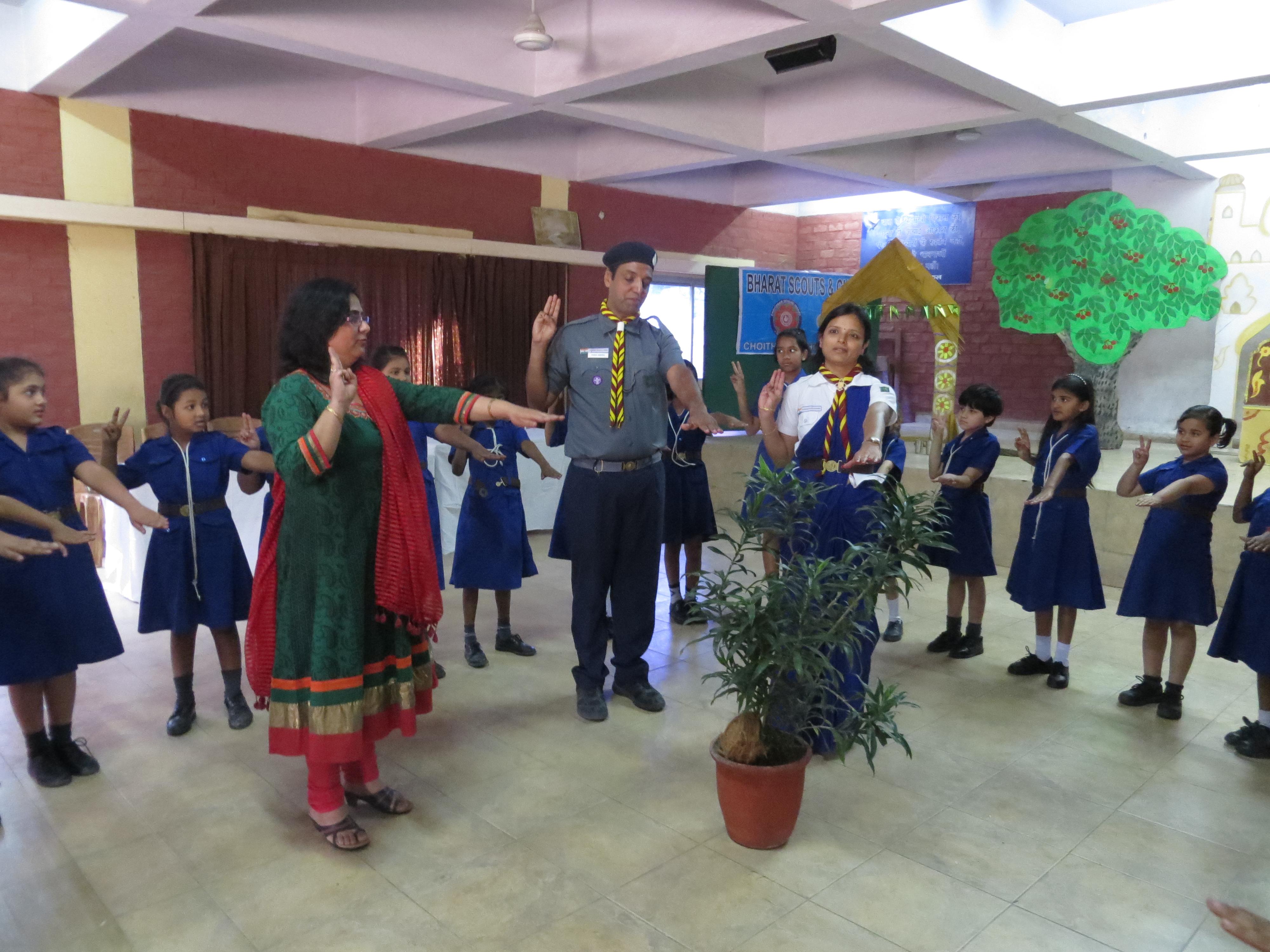 Investiture Ceremony March 2014 2