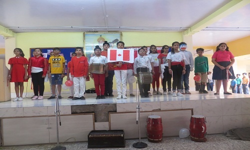 Choithram School – GLOBAL EXPOSURE – INTERNATIONAL DAY