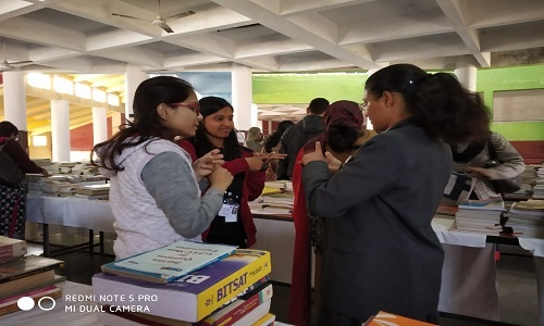 Book Donation Camp 1