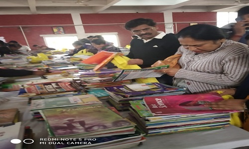 Book Donation Camp 4