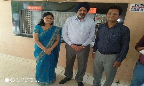 Knowledge Sharing Meet for Teachers Teaching Accountancy