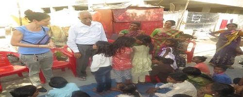 Visit to Sankar Kendra (1)