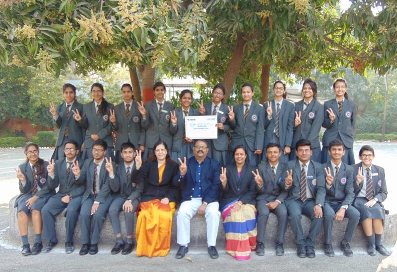 Choithram School Wins International Award For Its School Business Enterprise