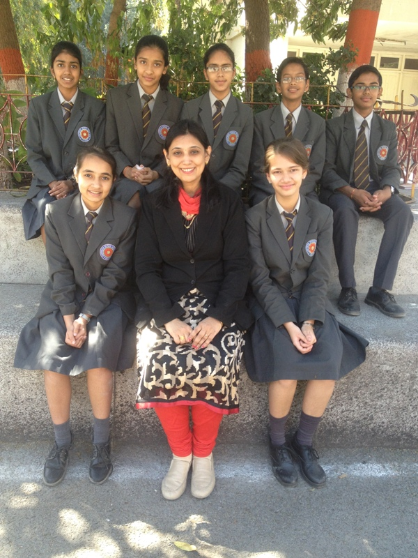 Choithram School Wins Laurels in Commonwealth Science Competition