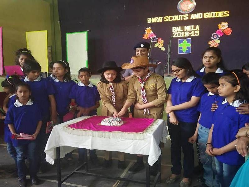 Bal Mela Organized by Junior School Students 1