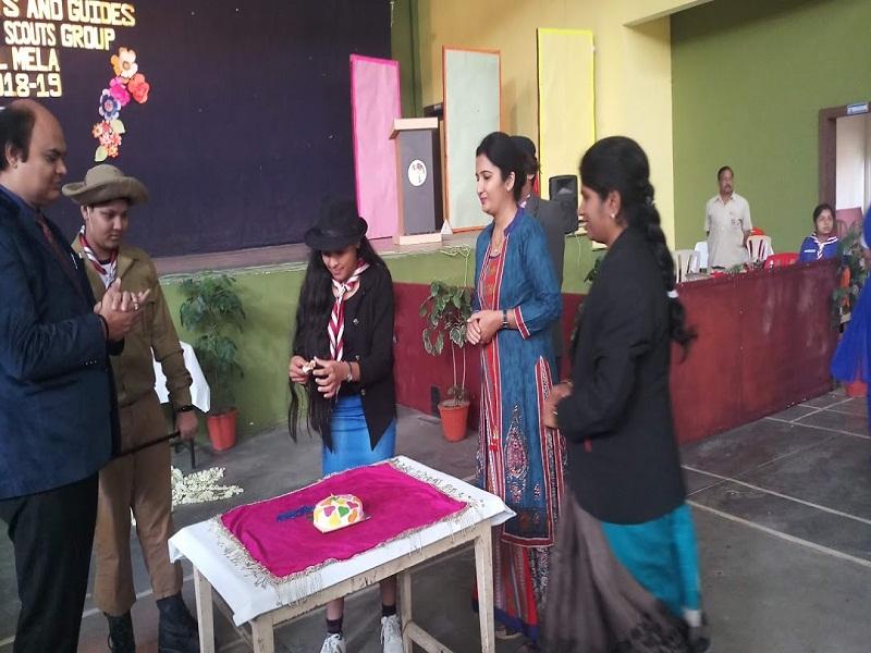 Bal Mela Organized by Senior School 1