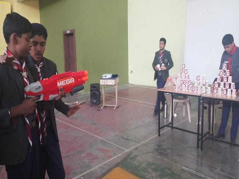 Bal Mela Organized by Senior School 2