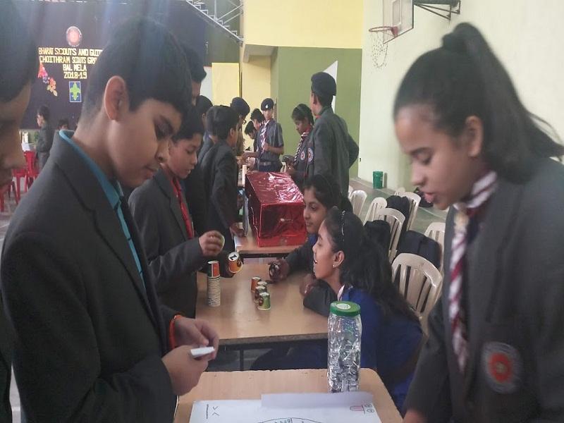 Bal Mela Organized by Senior School 3