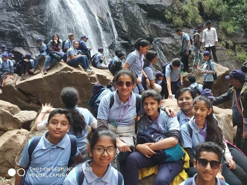 Camp at Pachmarhi 3