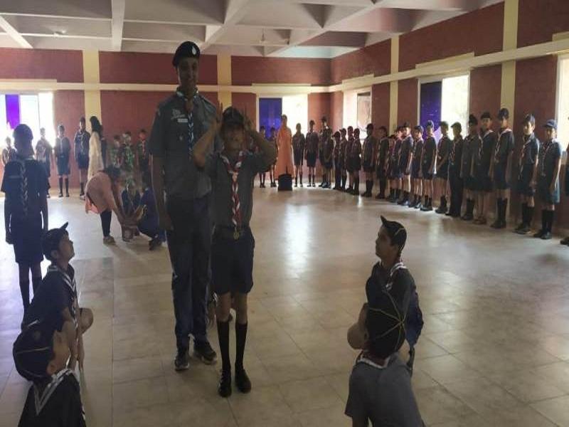 Investiture Ceremony For Junior School Students 2