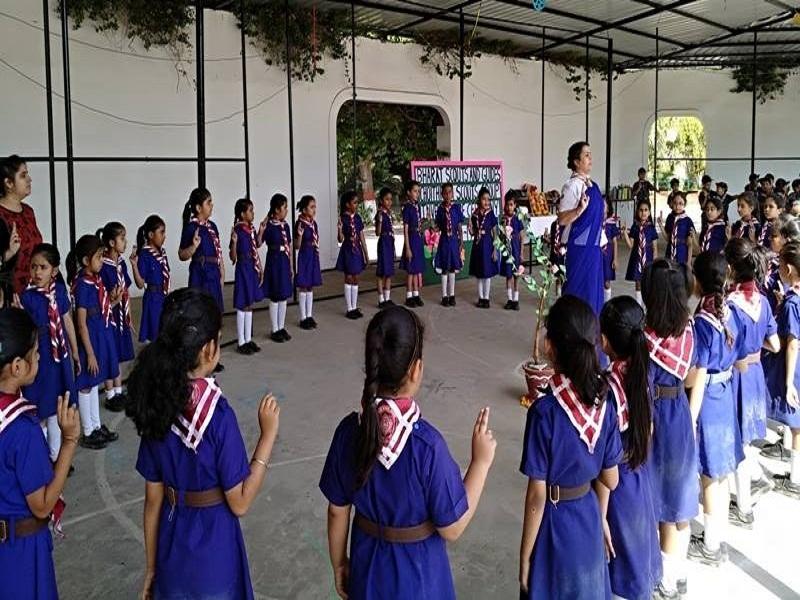 Investiture Ceremony For Junior School Students 3