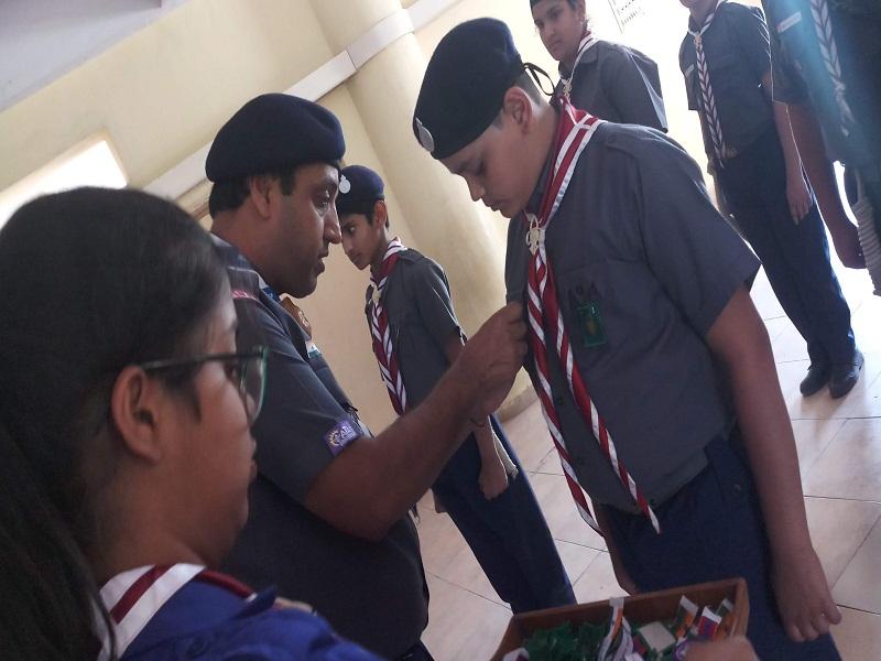 Investiture Ceremony for Senior School Students 1