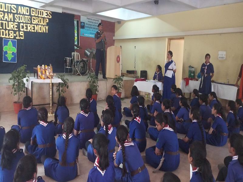 Investiture Ceremony for Senior School Students 2
