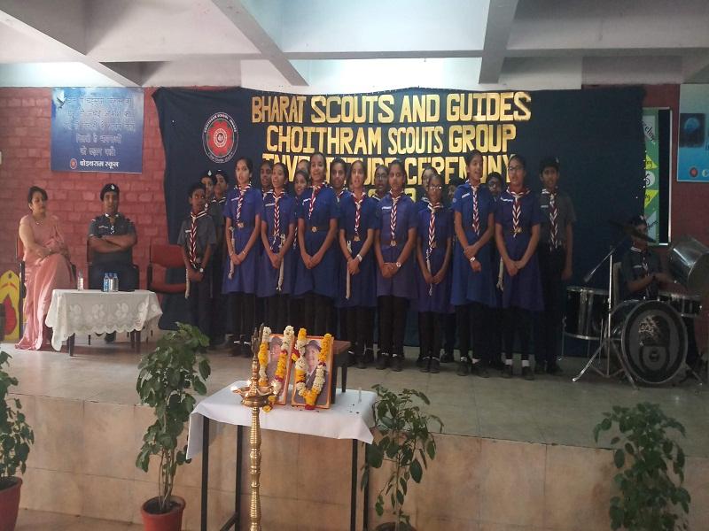 Investiture Ceremony for Senior School Students 3