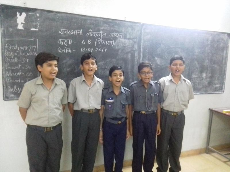 Mamta Sharma 6 B