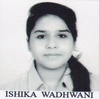 ISHIKA WADHWANI