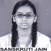 SANSKRUTI JAIN